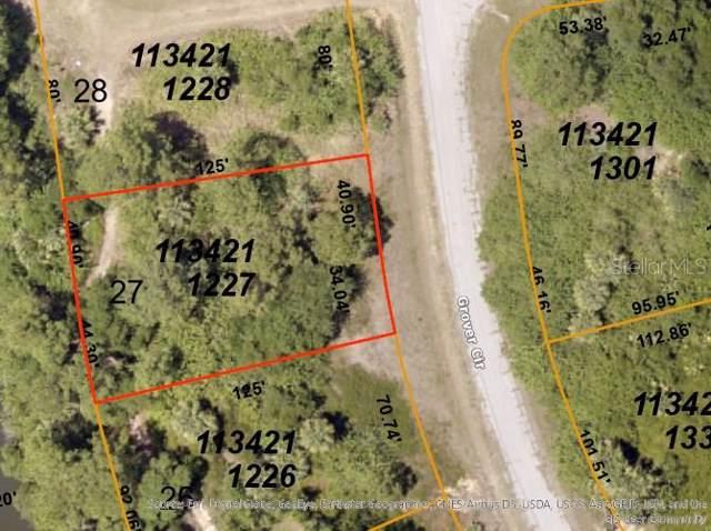 Grover Circle Pid# 1134 21 12, North Port, FL 34288 (MLS #A4458386) :: Dalton Wade Real Estate Group