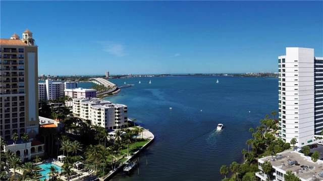 200 Quay Commons #1101, Sarasota, FL 34236 (MLS #A4458390) :: Homepride Realty Services