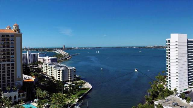 200 Quay Commons #1202, Sarasota, FL 34236 (MLS #A4458395) :: Homepride Realty Services