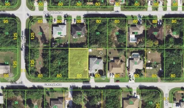 11144 Carnegie Avenue, Englewood, FL 34224 (MLS #A4458533) :: GO Realty