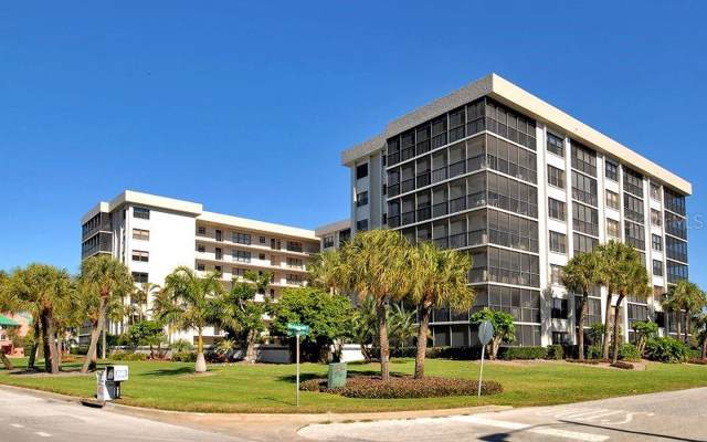 1001 Benjamin Franklin Drive #110, Sarasota, FL 34236 (MLS #A4458550) :: The Paxton Group