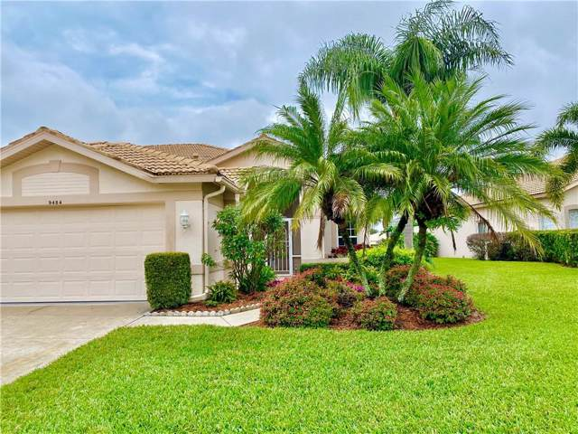 9484 Forest Hills Circle, Sarasota, FL 34238 (MLS #A4458609) :: The Duncan Duo Team