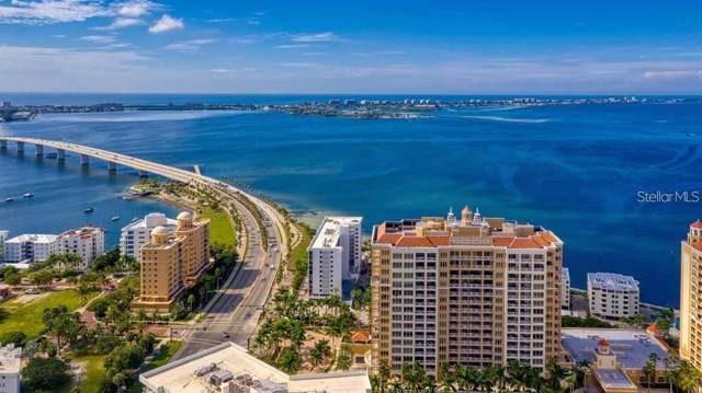 35 Watergate Drive #1101, Sarasota, FL 34236 (MLS #A4458742) :: Zarghami Group