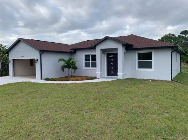 8728 Leopold Avenue, North Port, FL 34287 (MLS #A4458822) :: GO Realty