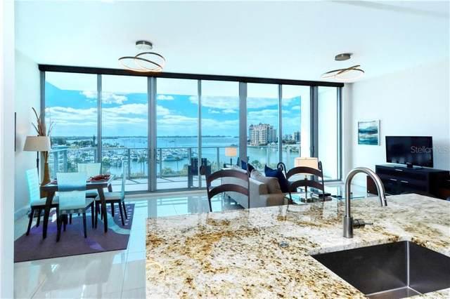 1155 N Gulfstream Avenue #507, Sarasota, FL 34236 (MLS #A4458926) :: Burwell Real Estate