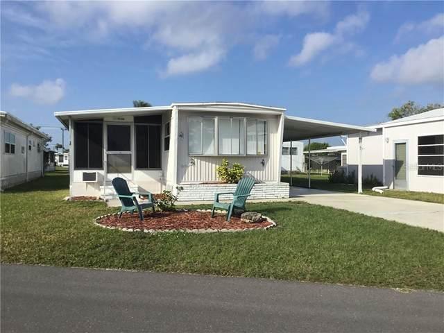 344 Trailorama Drive, North Port, FL 34287 (MLS #A4459132) :: Team Bohannon Keller Williams, Tampa Properties