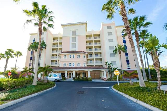 2715 Terra Ceia Bay Boulevard #605, Palmetto, FL 34221 (MLS #A4459160) :: Burwell Real Estate