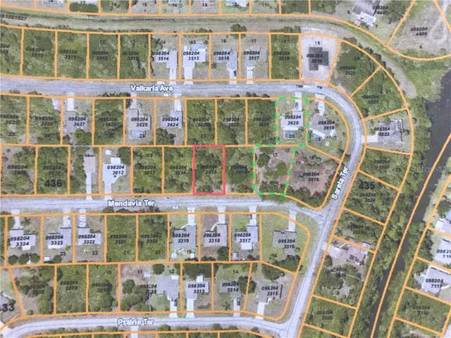 Mendavia Terrace, North Port, FL 34286 (MLS #A4459245) :: GO Realty