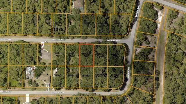 Scanlon Avenue, North Port, FL 34291 (MLS #A4459252) :: Carmena and Associates Realty Group