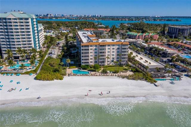 800 Benjamin Franklin Drive #104, Sarasota, FL 34236 (MLS #A4459257) :: The Paxton Group