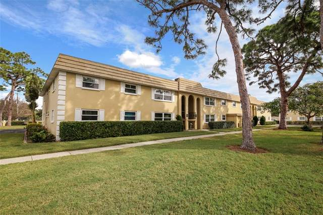 5800 Hollywood Boulevard #126, Sarasota, FL 34231 (MLS #A4459271) :: Team Bohannon Keller Williams, Tampa Properties