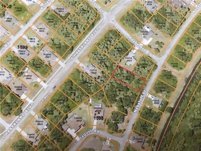 Nabatoff Street, North Port, FL 34288 (MLS #A4459325) :: Remax Alliance
