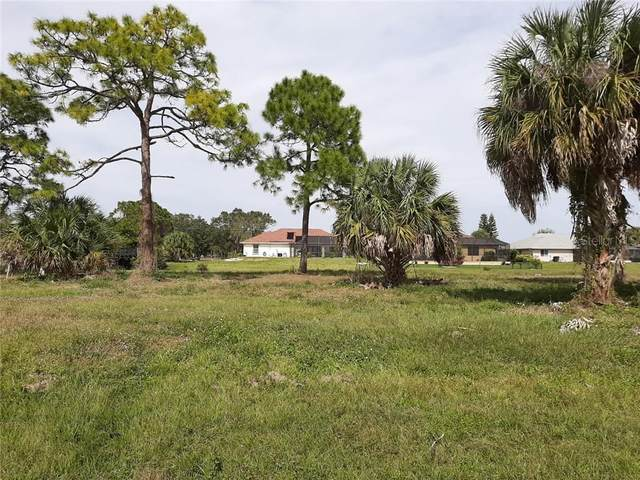 186 Long Meadow Lane, Rotonda West, FL 33947 (MLS #A4459336) :: Griffin Group