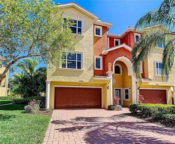 1202 3RD STREET Circle E #1202, Palmetto, FL 34221 (MLS #A4459449) :: The Duncan Duo Team