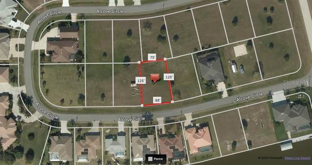 15547 Alcove Circle, Port Charlotte, FL 33981 (MLS #A4459568) :: Homepride Realty Services