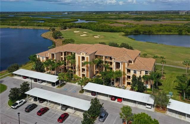 8105 Grand Estuary Trail #203, Bradenton, FL 34212 (MLS #A4459619) :: Alpha Equity Team