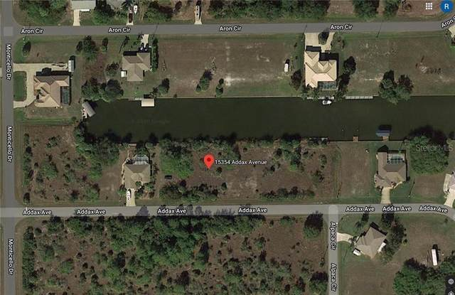 15354 Addax Avenue, Port Charlotte, FL 33981 (MLS #A4459623) :: GO Realty