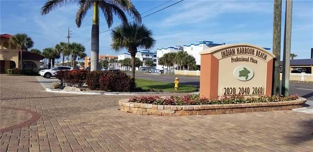 2020 Highway A1a #107, Indian Harbour Beach, FL 32937 (MLS #A4459721) :: New Home Partners