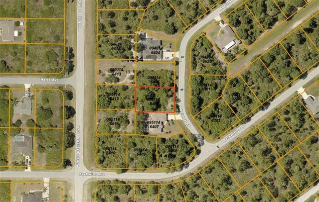 Abelman Road, North Port, FL 34291 (MLS #A4459735) :: The Duncan Duo Team