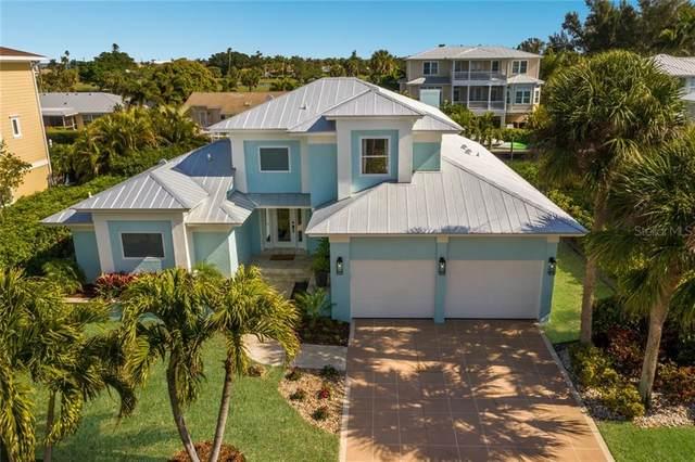 610 N North Point Drive, Holmes Beach, FL 34217 (MLS #A4459738) :: Griffin Group