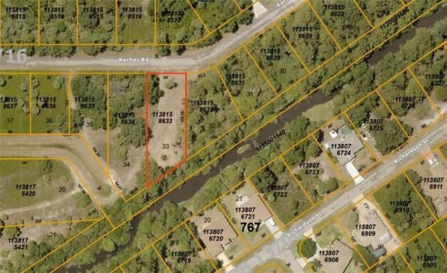 1138158633 Kacher Road, North Port, FL 34288 (MLS #A4459742) :: Remax Alliance