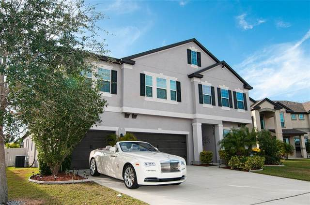 12924 Bliss Loop, Bradenton, FL 34211 (MLS #A4459773) :: Sarasota Property Group at NextHome Excellence