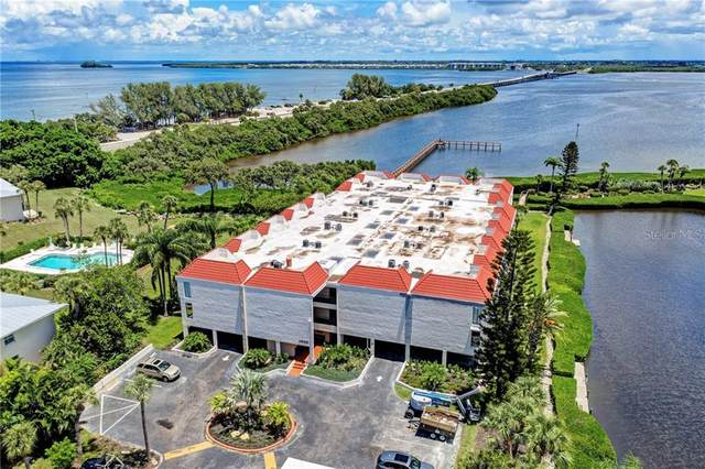 3805 E Bay Drive #311, Holmes Beach, FL 34217 (MLS #A4459837) :: Alpha Equity Team