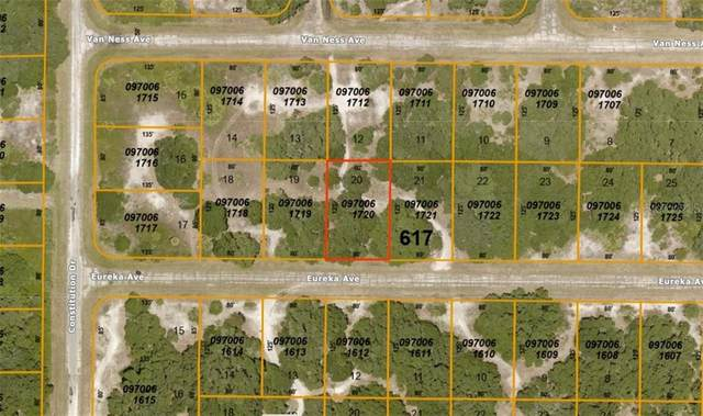 Eureka Avenue, North Port, FL 34291 (MLS #A4459840) :: Lockhart & Walseth Team, Realtors