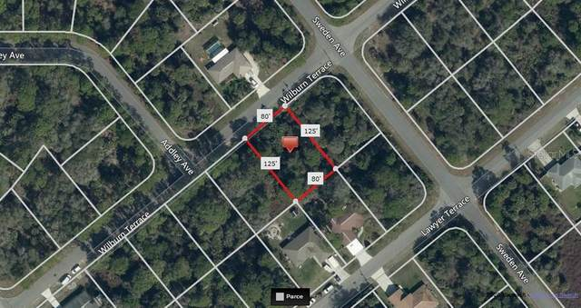 Wilburn Terrace, North Port, FL 34288 (MLS #A4459842) :: CENTURY 21 OneBlue