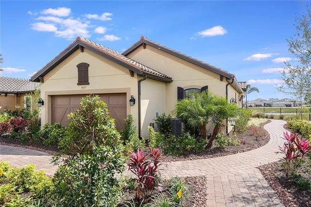 5336 Popoli Way, Sarasota, FL 34238 (MLS #A4459876) :: Sarasota Property Group at NextHome Excellence