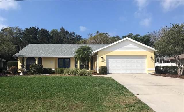 2340 W Leewynn Drive, Sarasota, FL 34240 (MLS #A4459970) :: Armel Real Estate