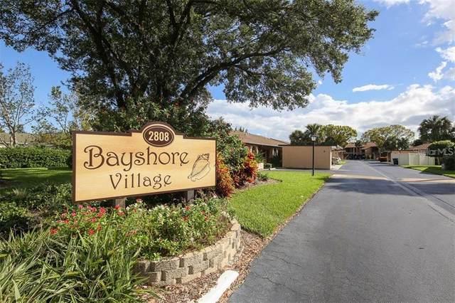 2808 60TH Avenue W #206, Bradenton, FL 34207 (MLS #A4460011) :: Team Bohannon Keller Williams, Tampa Properties
