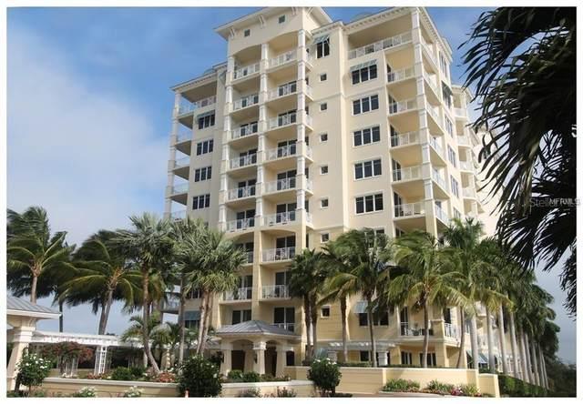 2050 Benjamin Franklin Drive A501, Sarasota, FL 34236 (MLS #A4460013) :: The Paxton Group