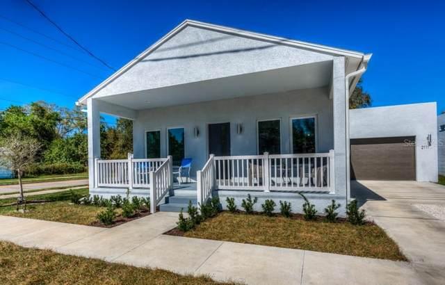 2111 4TH Street, Sarasota, FL 34237 (MLS #A4460029) :: Team Bohannon Keller Williams, Tampa Properties