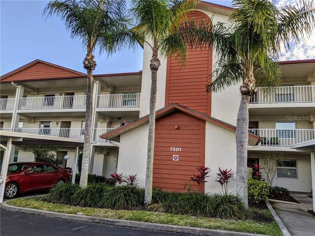 7201 29TH AVENUE Drive W #105, Bradenton, FL 34209 (MLS #A4460041) :: The Paxton Group