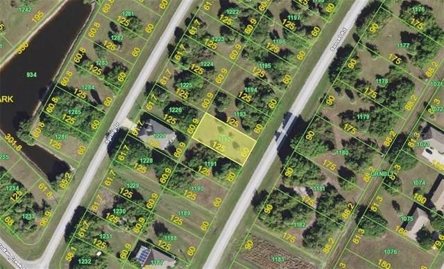 204 Sunset Road N, Rotonda West, FL 33947 (MLS #A4460103) :: Pristine Properties