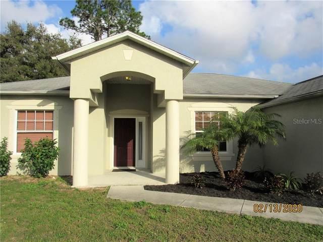 5300 Newcastle Street, North Port, FL 34288 (MLS #A4460124) :: Pristine Properties