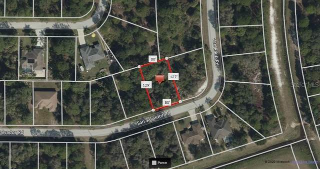 San Salvador Road, North Port, FL 34291 (MLS #A4460128) :: Lockhart & Walseth Team, Realtors