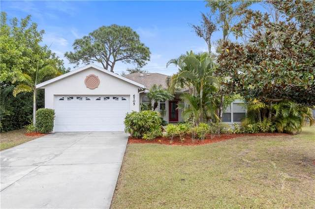 6705 2ND AVENUE Circle W, Bradenton, FL 34209 (MLS #A4460131) :: The Paxton Group