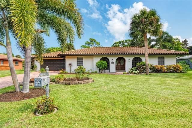 210 Cavallini Drive, Nokomis, FL 34275 (MLS #A4460157) :: EXIT King Realty