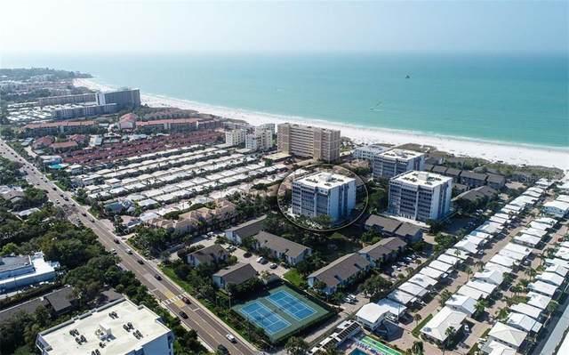 1125 W Peppertree Drive #607, Sarasota, FL 34242 (MLS #A4460191) :: Sarasota Property Group at NextHome Excellence