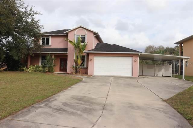 5837 33RD Street E, Bradenton, FL 34203 (MLS #A4460223) :: GO Realty