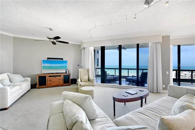 1281 Gulf Of Mexico Drive #906, Longboat Key, FL 34228 (MLS #A4460227) :: Team Pepka