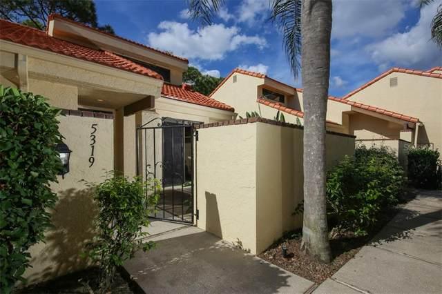 5319 Huntingwood Court #51, Sarasota, FL 34235 (MLS #A4460231) :: Cartwright Realty