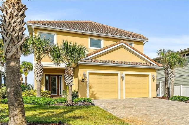1343 N Ocean Shore Blvd, Flagler Beach, FL 32136 (MLS #A4460254) :: 54 Realty