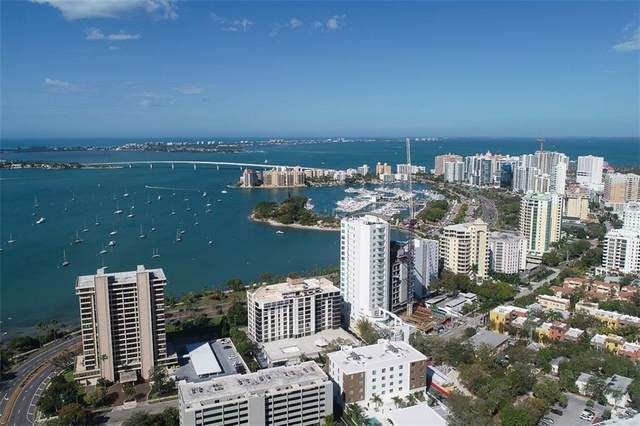 707 S Gulfstream Avenue #501, Sarasota, FL 34236 (MLS #A4460261) :: Zarghami Group