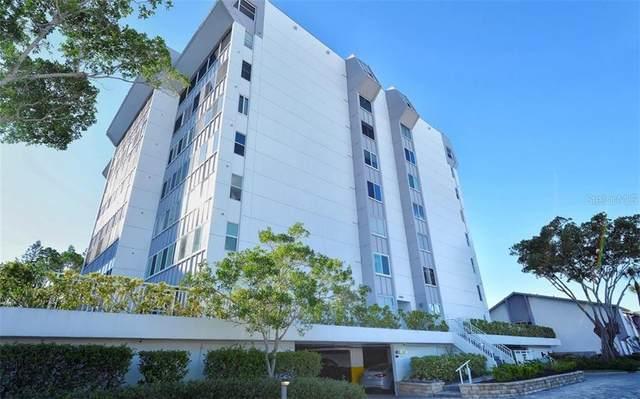 1080 W Peppertree Lane 302A, Sarasota, FL 34242 (MLS #A4460263) :: The Duncan Duo Team