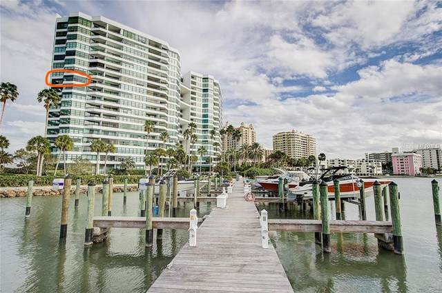 988 Blvd Of The Arts #1017, Sarasota, FL 34236 (MLS #A4460282) :: EXIT King Realty