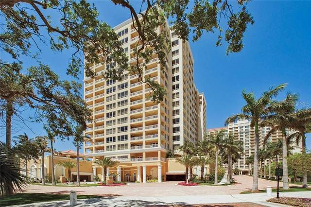 35 Watergate Drive #1402, Sarasota, FL 34236 (MLS #A4460288) :: Zarghami Group