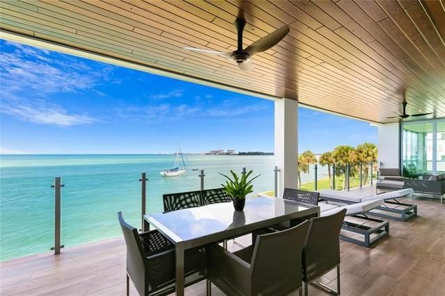 4750 Ocean Boulevard #101, Sarasota, FL 34242 (MLS #A4460292) :: Sarasota Property Group at NextHome Excellence